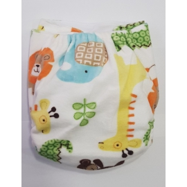 Scutec textil lavabil microfibra  Alvababy   Animal lovers