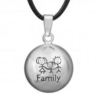 Bola Pandantiv Alvababy - Family Angel