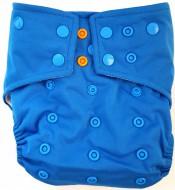 Scutec textil lavabil microfibra    Alvababy               Blue