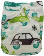 Scutec textil lavabil bambus Alvababy                 Drive