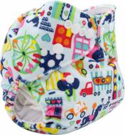 Scutec textil lavabil microfibra    Alvababy              Happy